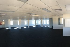 Extensive Office Fit Out – Air Conditioning, Ventilation, Exhaust Air Systems