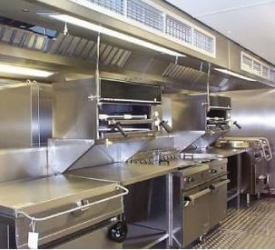 Kitchen Exhaust Air Systems